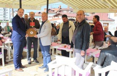 Nevşehir Ticaret Borsasından Hububat  ve Hububat Mamülleri  Sektörü üyelerine  iş geliştirme ve motivasyon gezisi.