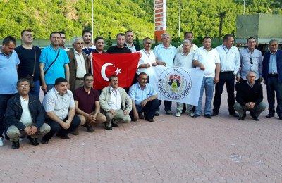 Nevşehir Ticaret Borsasından Kuru Meyve ve Bakliyat Sektörü üyelerine  iş geliştirme ve motivasyon gezisi.