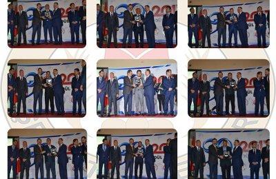 NTB 2016 Yılı En Yüksek işlem Hacmini Gerçekleştiren İlk 10 Üyemize Plaket  Takdim Töreni Yapıldı.