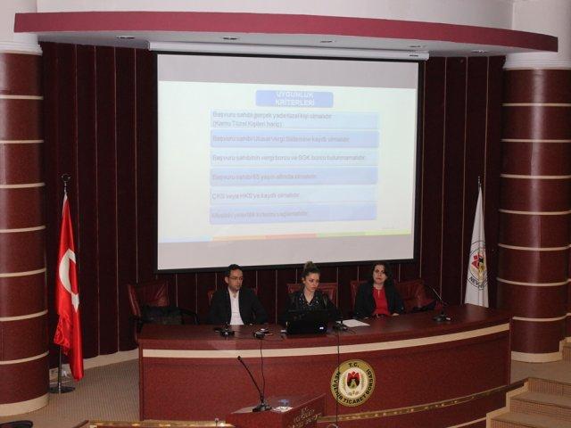 """""""IPARD II"""" Programı Tanıtım Toplantısı"""