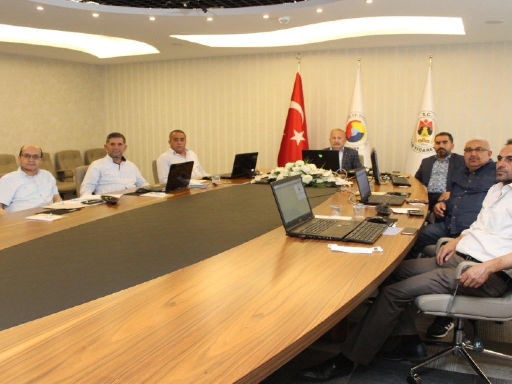 NTB Delegeleri TOBB Genel Kurulu'na Katıldı