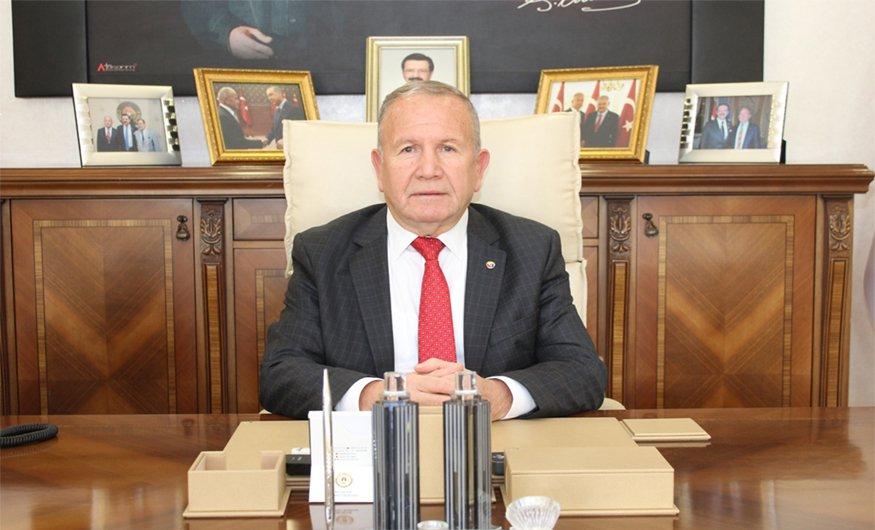 NTB Başkanı Salaş'tan Üç Aylar ve Regaip Kandili Mesajı