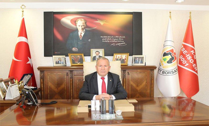 NTB Başkanı Salaş'dan İdlib Şehitleri için taziye mesajı