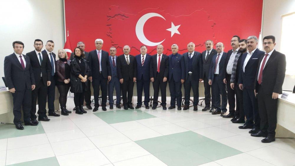 Nevşehir'de STK'lardan ortak İdlib açıklaması