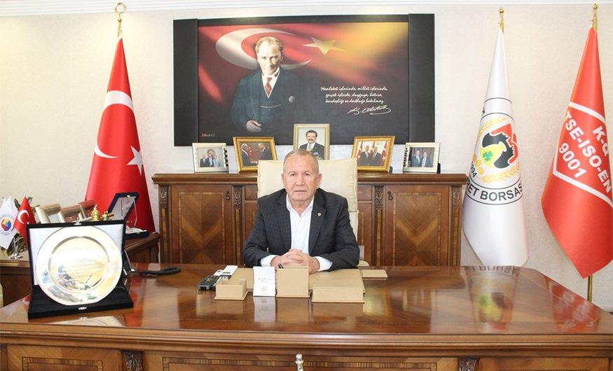 NTB Başkanı Salaş'tan Miraç Kandili kutlama mesajı