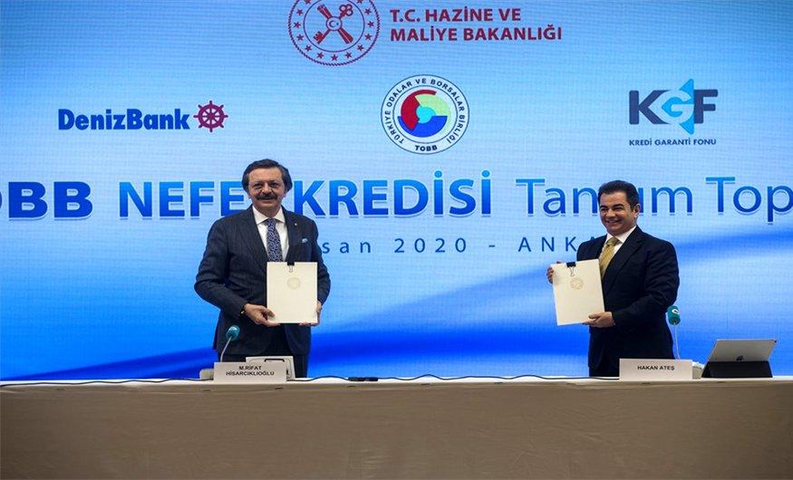 Nevşehir Ticaret Borsası'ndan Nefes Kredisi Müjdesi...