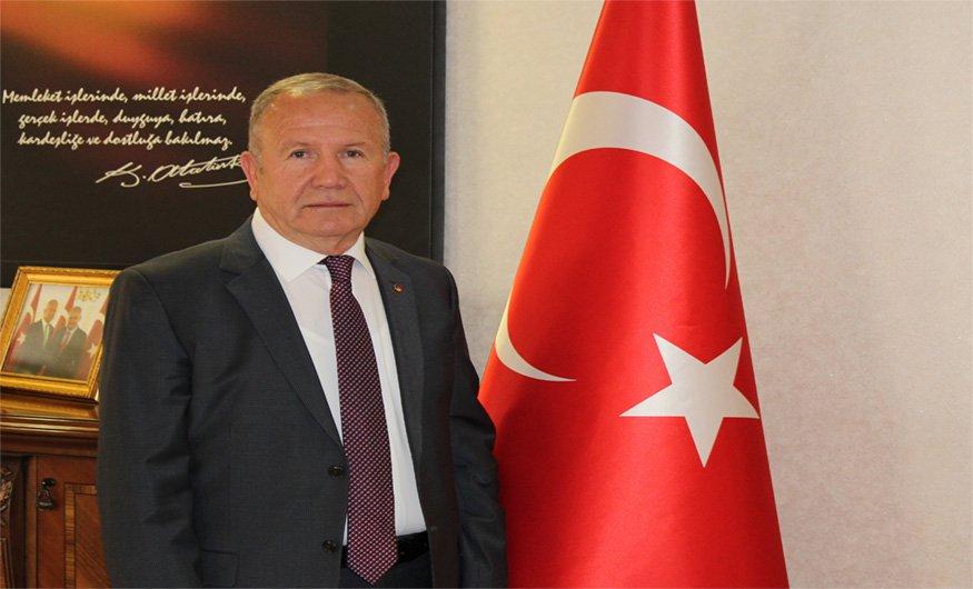 Başkan İbrahim Salaş'tan 19 Mayıs Mesajı