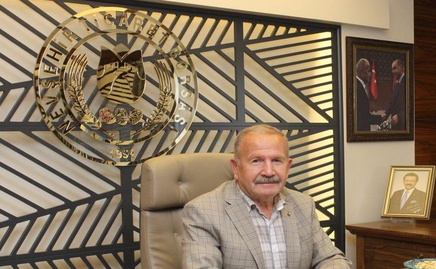 NTB Başkanı İbrahim Salaş'tan Üç Aylar ve Regaib Kandili Mesajı