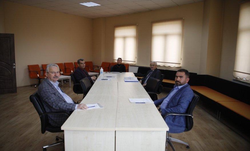 Kapadokya Mesleki Ve Teknik Anadolu Lisesi PYK Toplantısı Gerçekleşti