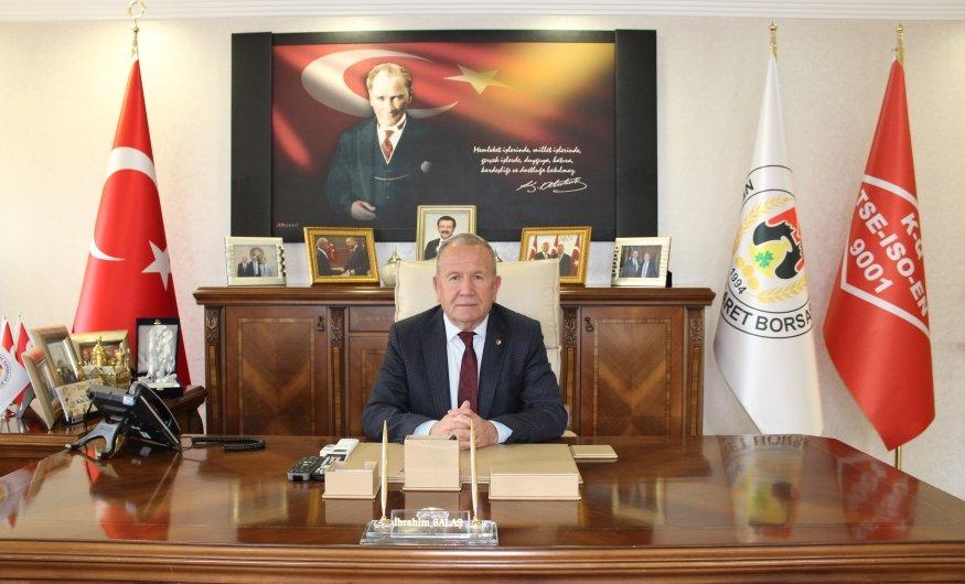 Başkan Salaş, 1 Mayıs Emek ve Dayanışma Günü'nü kutladı