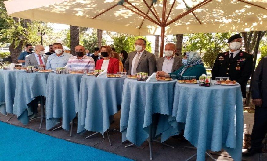 Başkan Salaş, Geleneksel Bayramlaşma Töreni'ne katıldı
