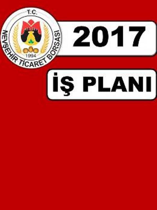 İŞ PLANI 2017